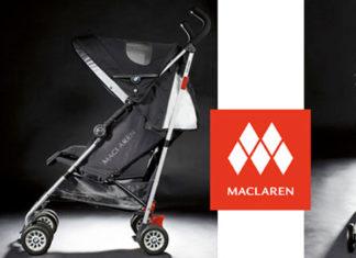 Passeggino Maclaren