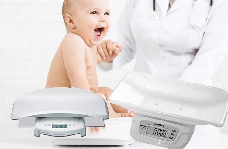 Migliori bilance pesa neonati