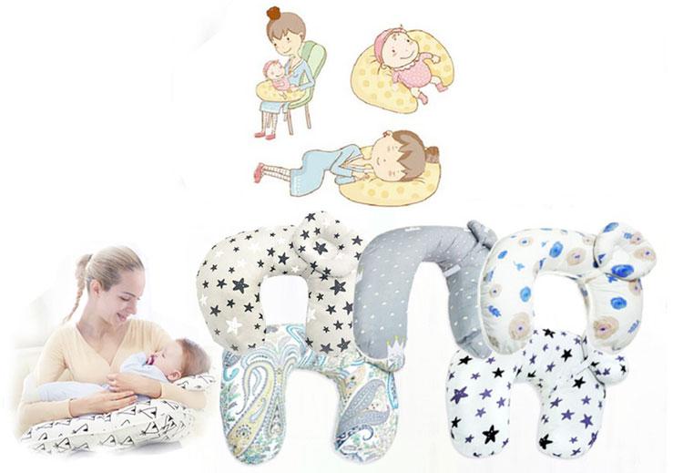 Come funziona il cuscino per allattamento