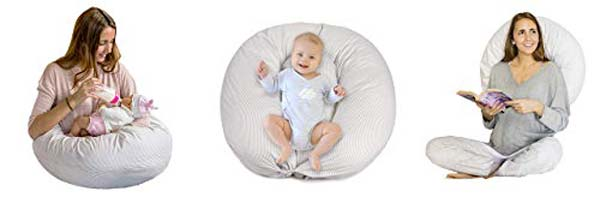 Tipologia di cuscini per gravidanza